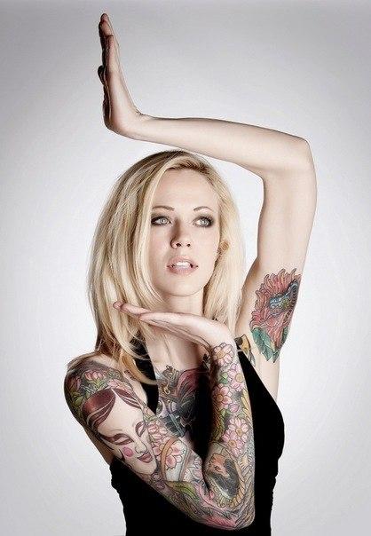 женские татуировки (27)