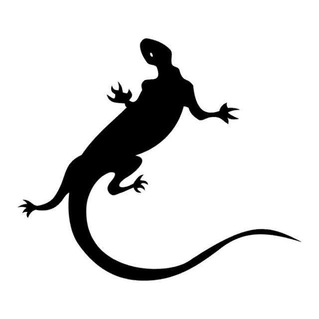 татуировка ящерица (24)