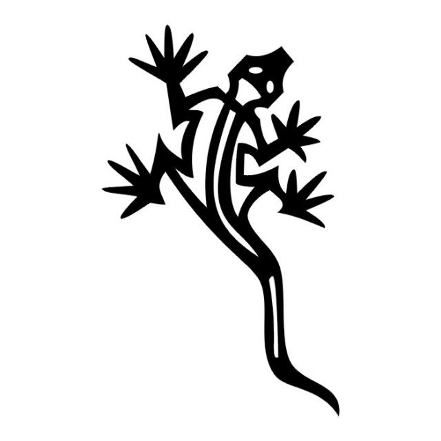татуировка ящерица (13)