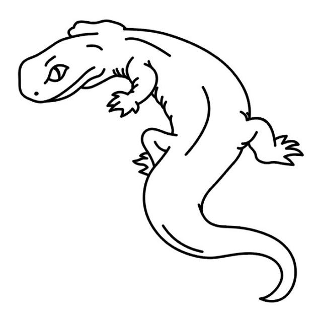 татуировка ящерица (7)