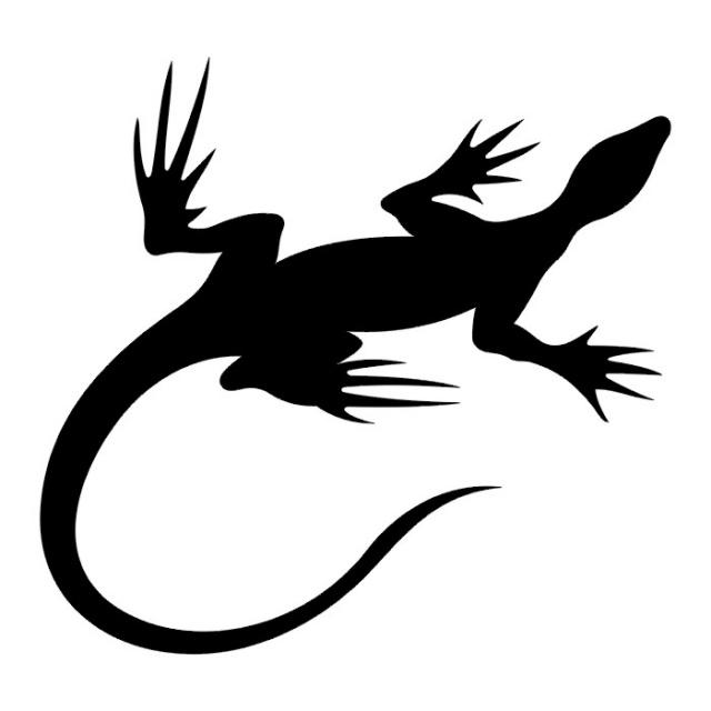 татуировка ящерица (23)