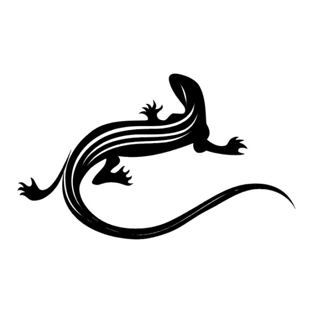 татуировка ящерица (21)