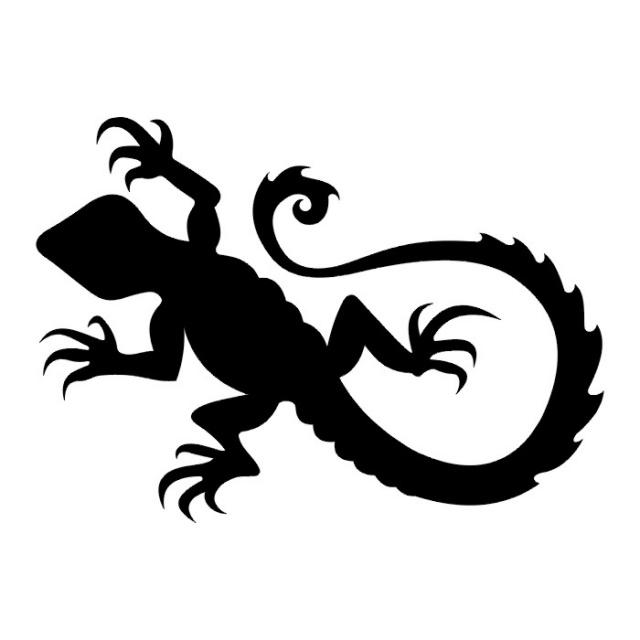 татуировка ящерица (19)