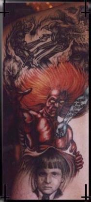татуировки портреты (10)