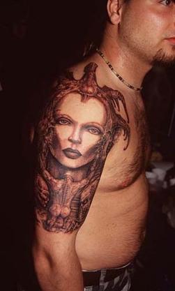 татуировки портреты (4)