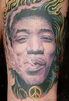 татуировки портреты (20)