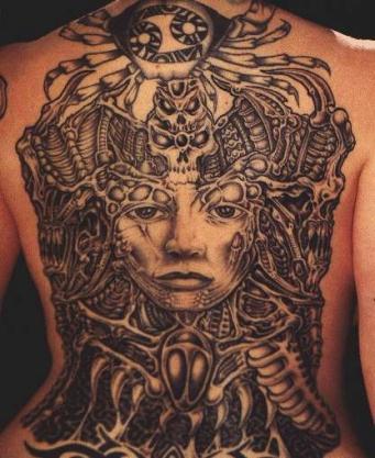 татуировки портреты (16)