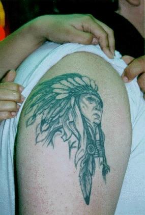 татуировки портреты (14)
