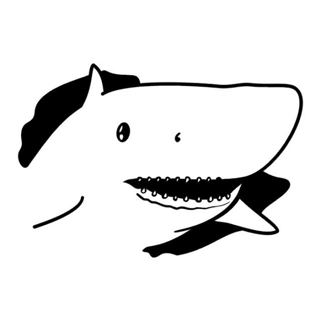 эскизы татуировок акулы (2)