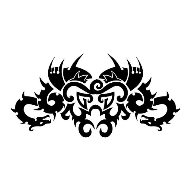 эскизы дракона (21)