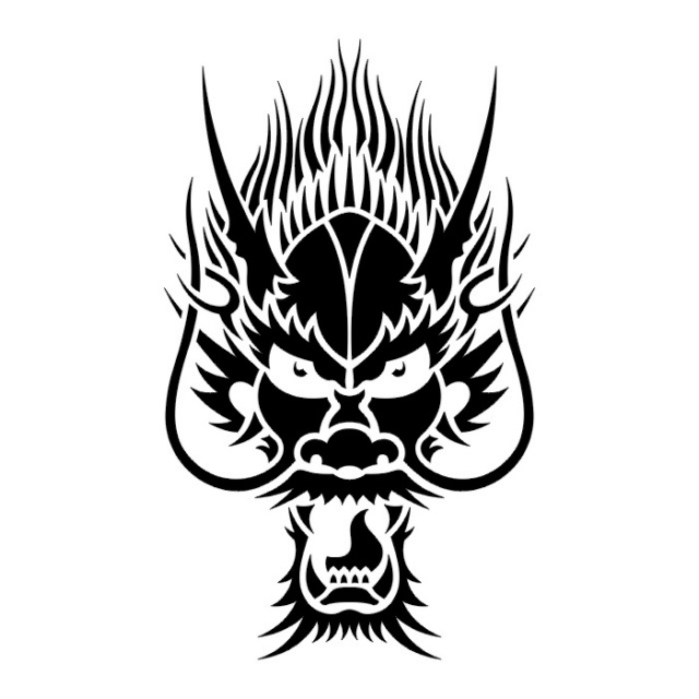 эскизы дракона (30)