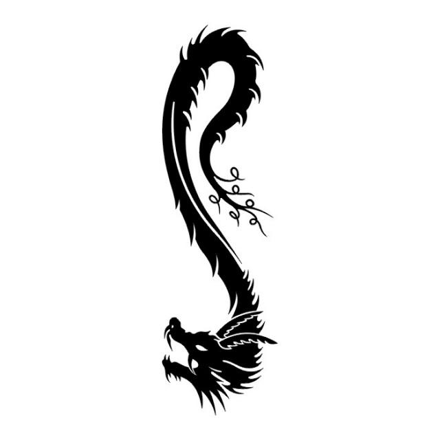 эскизы дракона (8)