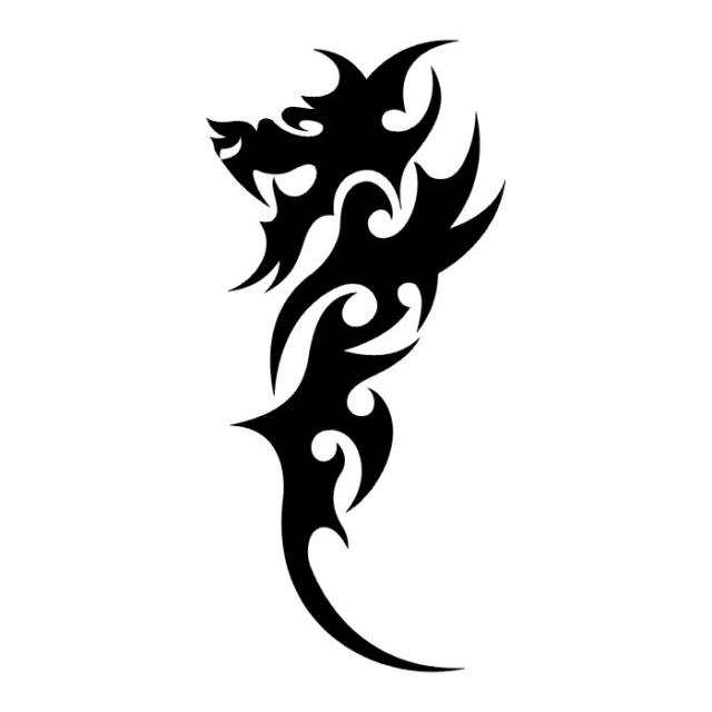 эскизы дракона (6)