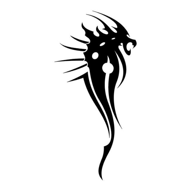 эскизы дракона (5)
