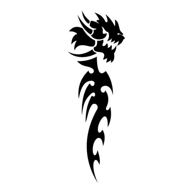 эскизы дракона (4)