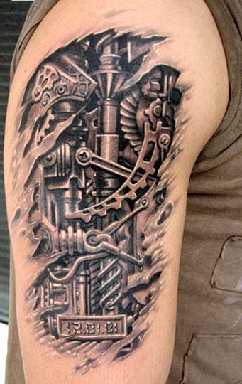 татуировки биомеханика (30)