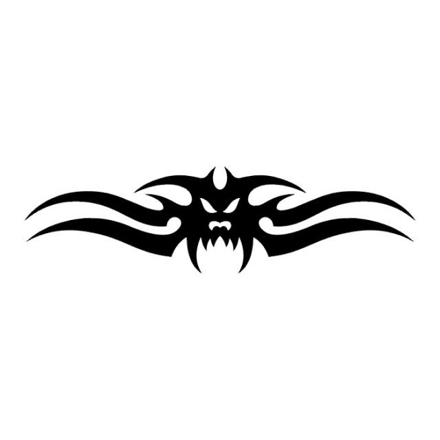 Татуировки драконов эскизы (29)