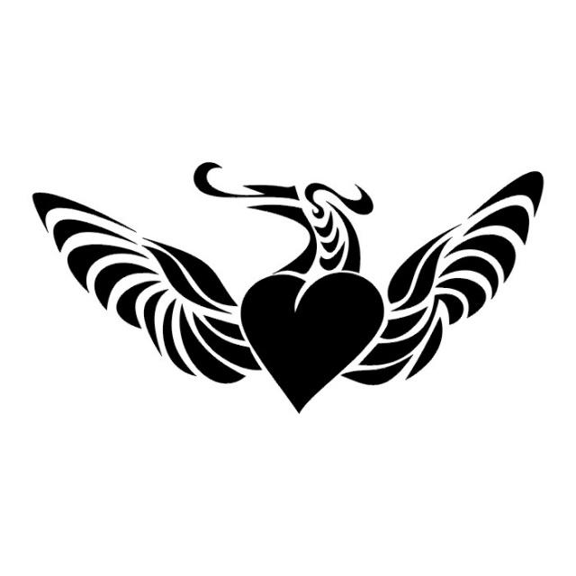 сердце татуировка (16)