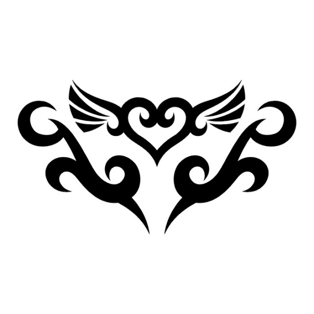 сердце татуировка (13)