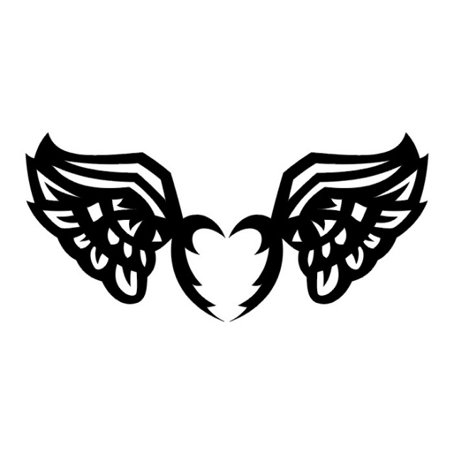 сердце татуировка (29)