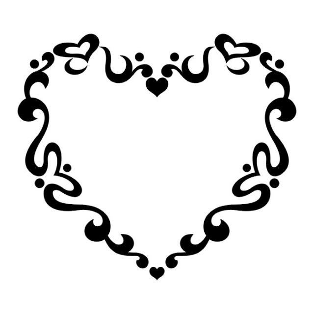 сердце татуировка (10)
