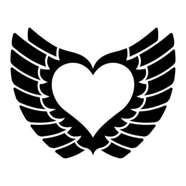 сердце татуировка (9)