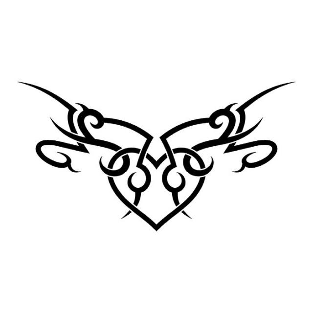 сердце татуировка (8)