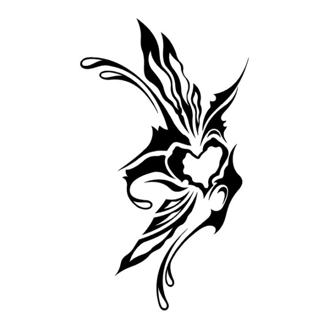 сердце татуировка (7)