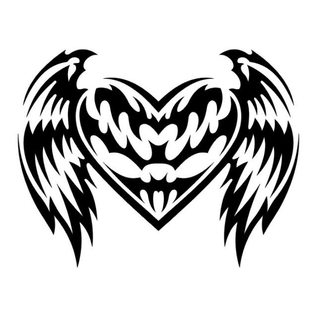 сердце татуировка (28)