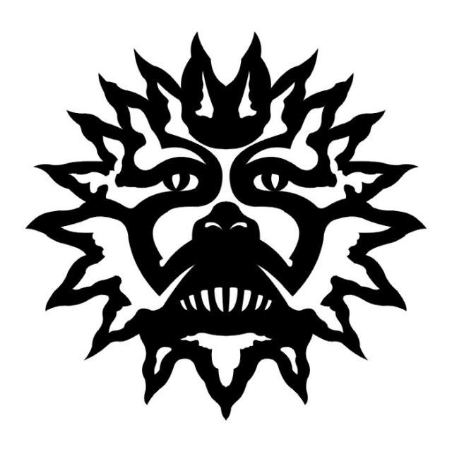Эскизы татуировки череп (6)