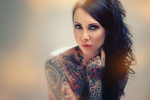 женские татуировки (2)