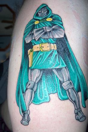 татуировки комиксы (35)