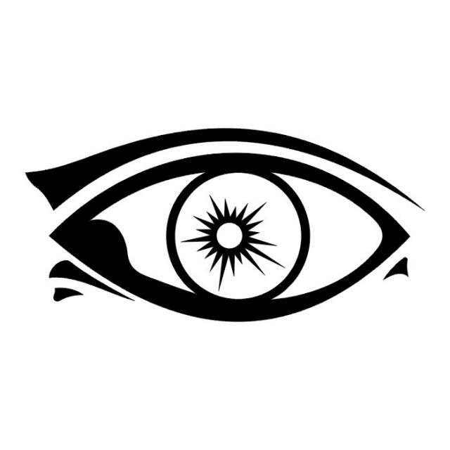 эскизы-татуировки: глаз (12)