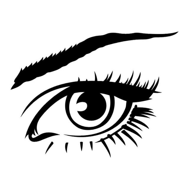эскизы-татуировки: глаз (14)