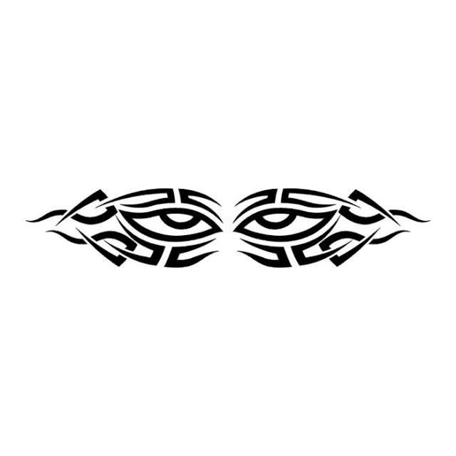 эскизы-татуировки: глаз (15)