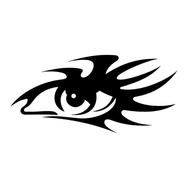 эскизы-татуировки: глаз (4)