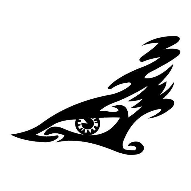 эскизы-татуировки: глаз (5)