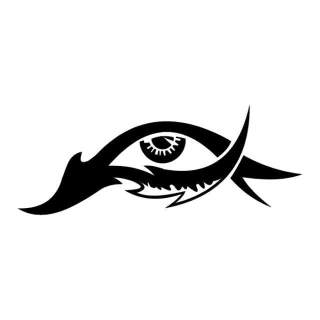 эскизы-татуировки: глаз (6)