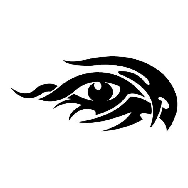 эскизы-татуировки: глаз (8)