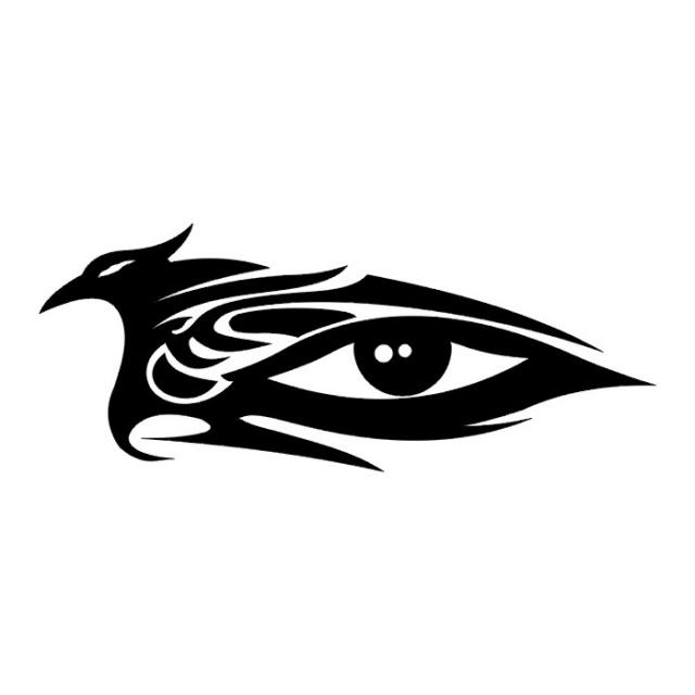 эскизы-татуировки: глаз (9)