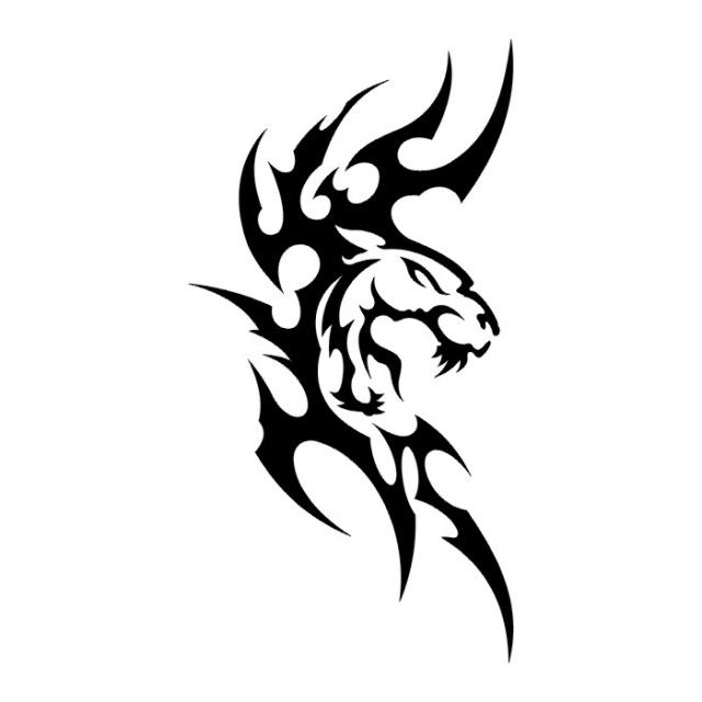 эскизы львов (10)