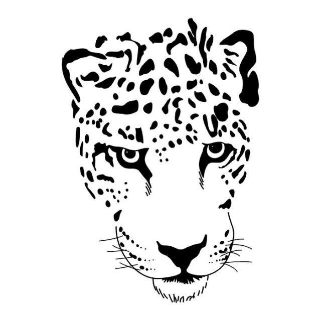 эскизы львов (7)