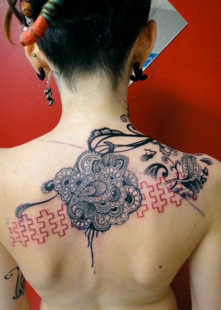 Фото мастера татуировщика Xoil (6)