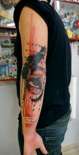 Фото мастера татуировщика Xoil (2)