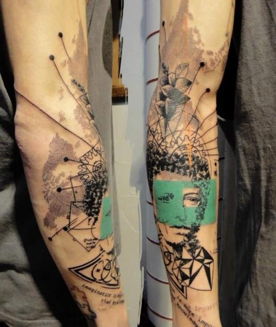 Фото мастера татуировщика Xoil (12)