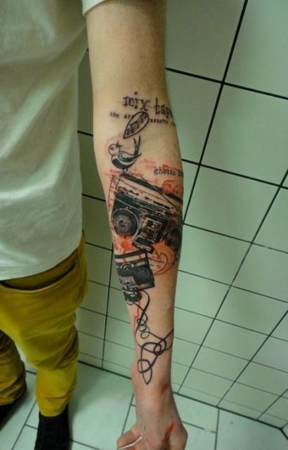 Фото мастера татуировщика Xoil (9)