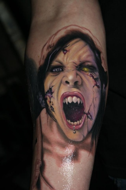 татуировки-женские портреты (11)