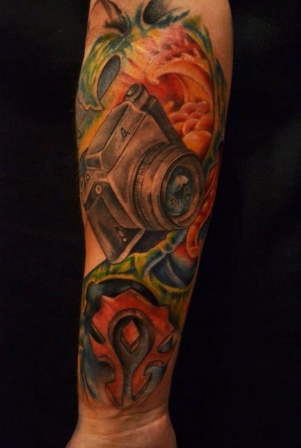 Фото татуировок на руках (20)