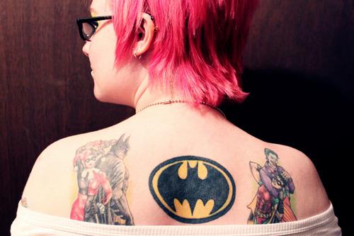 татуировки харли квин (harley quinn) (4)