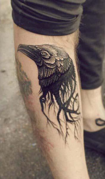 татуировки птицы (14)